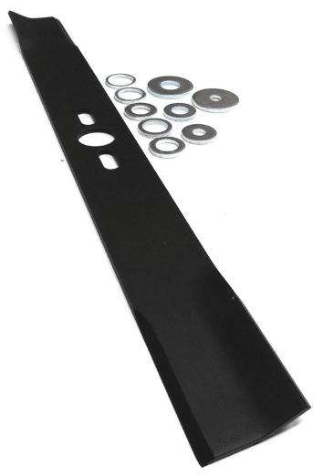 RPARTS nož, ravni, univerzalni, 52,7 cm, 9 distančnikov (RA 529677)