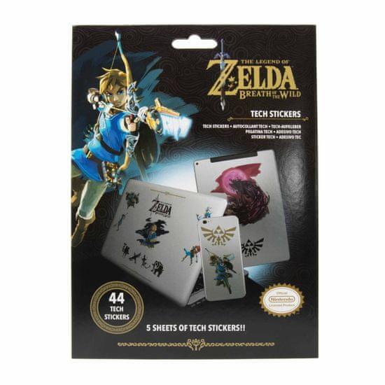 Pyramid The Legend of Zelda: Breath of the Wild komplet naljepnica, 44 komada