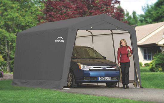 ShelterLogic plachtová garáž 3,0 x 6,1 m - 62634EU