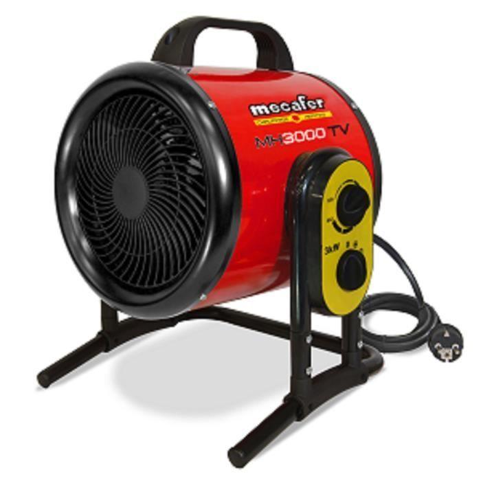 Mecafer topný ventilátor