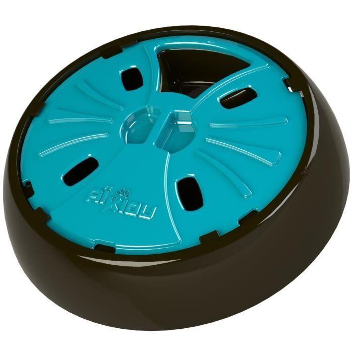 AIKIOU interaktivní dávkovač jídla pro mladé psy - modrá