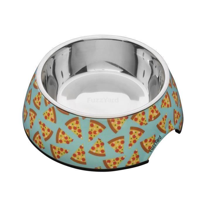 Fuzzyard miska pro psy 500 ml - Pizza