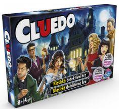 HASBRO Detektívna hra Cluedo