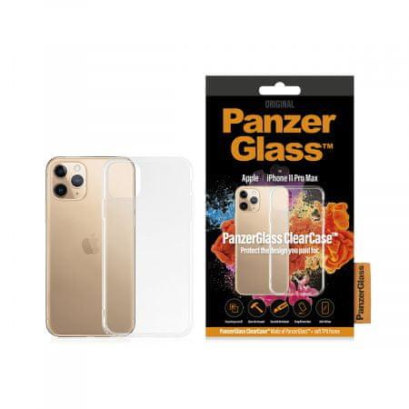 PanzerGlass ClearCase ovitek za iPhone 11 Pro Max
