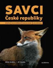 Miloš Anděra: Savci České republiky