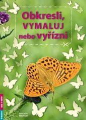 Alena a Jiří Nevěční: Obkresli, vymaluj nebo vyřízni