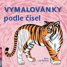 Alena a Jiří Nevěční: Vymalovánky podle čísel