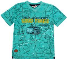 Boboli Chlapecké tričko krátký rukáv 116 zelená