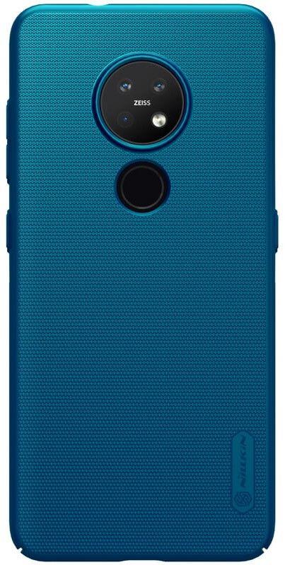 Nillkin Super Frosted Zadní Kryt pro Nokia 6.2/7.2 2449707, modrý