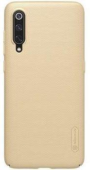 Nillkin Super Frosted Zadní Kryt pro Xiaomi Mi 9 Lite 2449633, zlatý