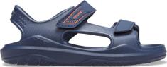 Crocs Swiftwater Expedition K fiú szandál Navy/Navy 206267-463, 33-34, kék