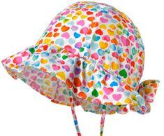 Maximo dívčí klobouček 51 vícebarevná