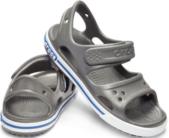 Crocs Crocband II Sandal PS Slate Grey/Blue Jean 14854-0DB fantovski sandali
