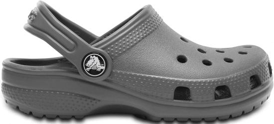 Crocs Classic Clog K SltGry 204536-0DA fantovski natikači