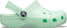 Crocs buty dziewczęce Classic Clog K Neo Mint 204536-3TI 24-25, miętowe