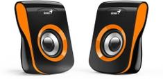 Genius SP-Q180, fekete/narancssárga (31730026402)