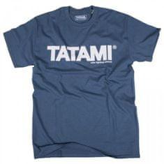 Tatami Fightwear Tričko TATAMI Fightwear ESSENTIAL INDIGO