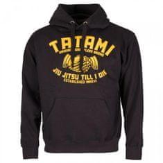 Tatami Fightwear Mikina Tatami Fightwear JJTID - černá