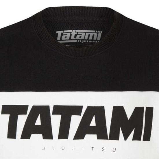 Tatami Fightwear Mikina Tatami Fightwear ESSENTIAL TRI PANEL - šedá