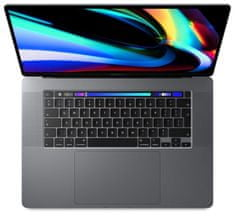 Apple MacBook Pro 16 prenosnik, Space Gray - SLO KB (mvvk2cr/a)