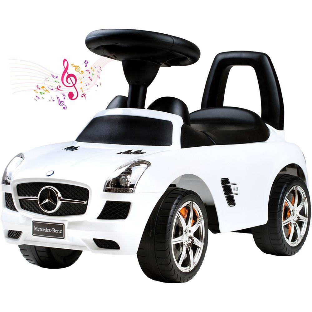 BAYO Dětské jezdítko Bayo Mercedes-Benz white