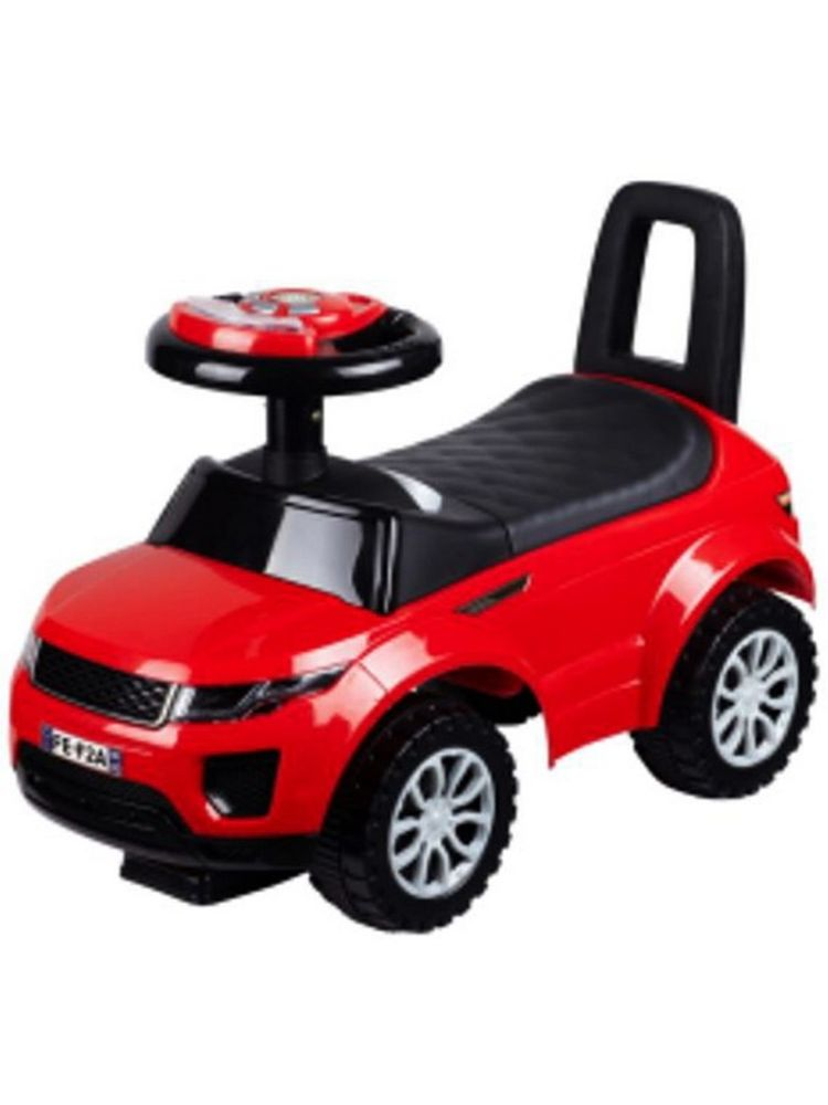 Baby Mix Jezdítko SUV Baby Mix red