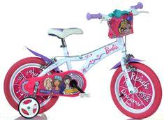 """Dino bikes rower dziewczęcy Barbie 14"""""""