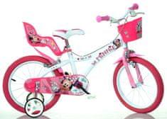"Dino bikes dekliško kolo Minnie, 35,6 cm (14"")"