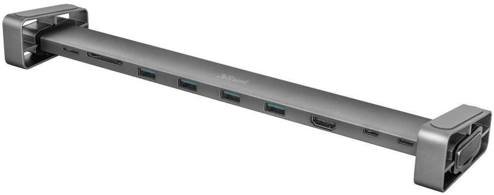 Trust Dalyx 10v1 USB-C dokovací stanice 23417
