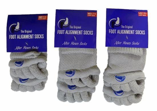Pro nožky Adjustačné ponožky GREY