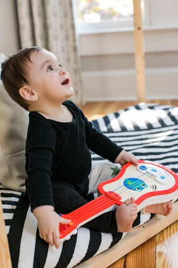 Hape Baby Einstein zabawka ukulele Magic Touch