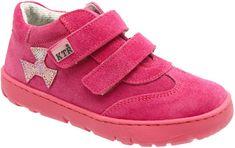 KTR dekliški usnjeni čevlji 190/1/V/EKO/KTR/RUZ, 20, roza