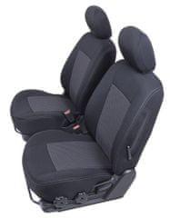 Harmony avto prevleka Universal/Prestige, blago Quebec (voznik + sovoznik)