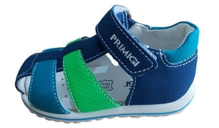 Primigi chlapecká letní obuv 5365500 23 modrá