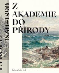 Katarína Beňová: Z akademie do přírody