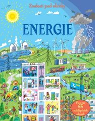 Alice James: Energie - Znalosti pod okénky