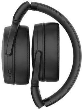 Sennheiser HD 350BT slušalke, brezžične, črne - Odprta embalaža