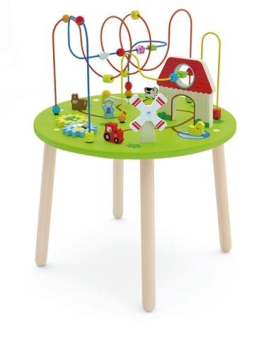 Lamps Dřevěný hrací stoleček