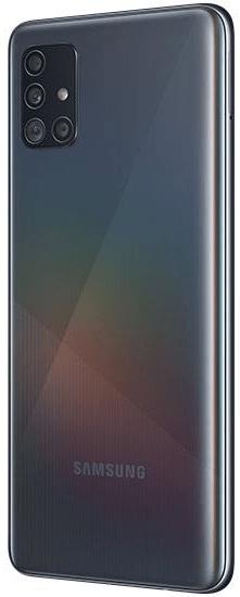Samsung Galaxy A51, 4GB/128GB, Black - použité