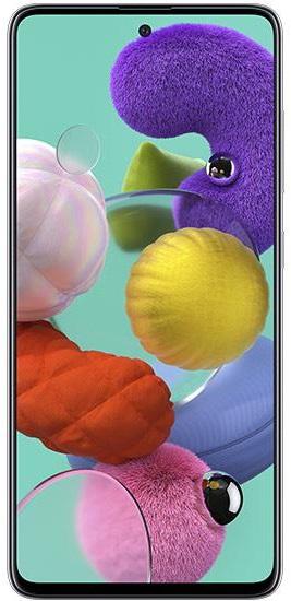 Samsung smartfon Galaxy A51, 4GB/128GB, White