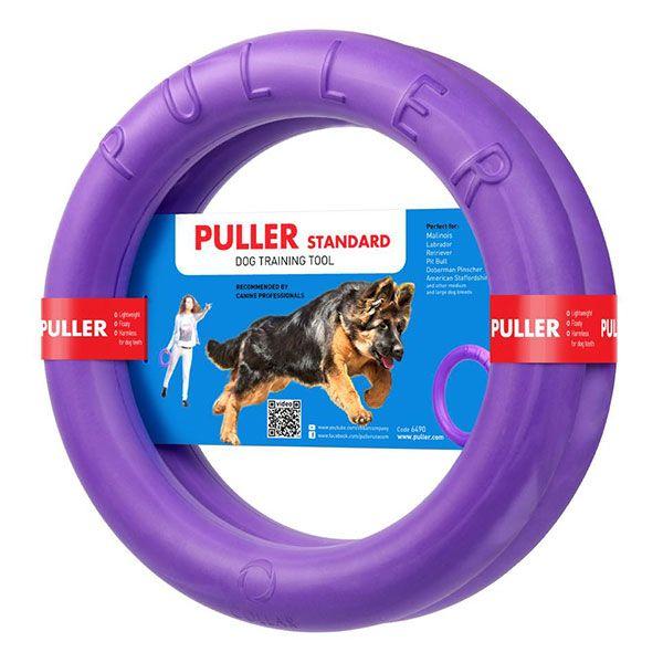 CoLLaR Výcvikové kruhy pro psy - PULLER Standard 28/4 cm - 2ks