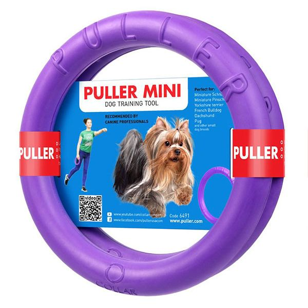 Collar Puller MINI 18/2cm sada tréninkových kruhů 2 ks