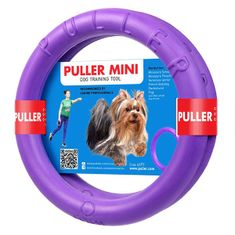 Puller Mini pasji pripomoček 18x2 cm, 2 kosa