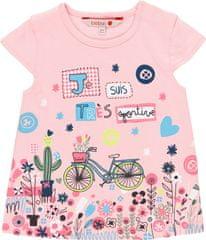 Boboli dívčí tričko 86 růžová
