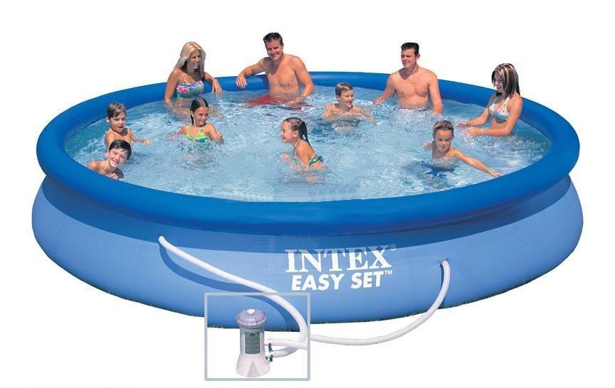 Intex Intex Easy set 28158 457 x 84 cm