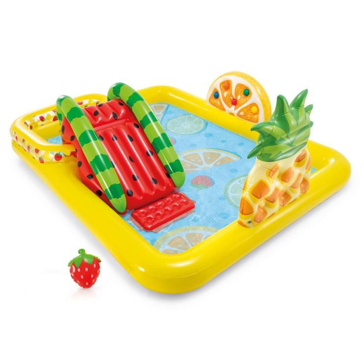 Intex 57158 FRUITY PLAY CENTER 244x190x92 cm