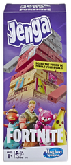 Hasbro Jenga Fortnite