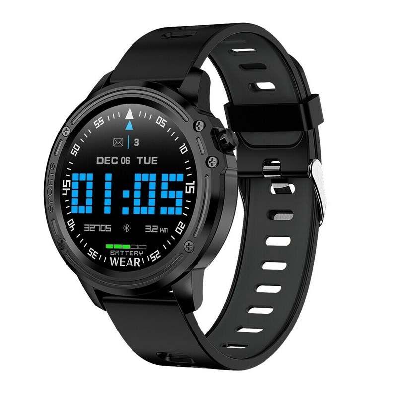 Printwell chytré hodinky S-008, černé
