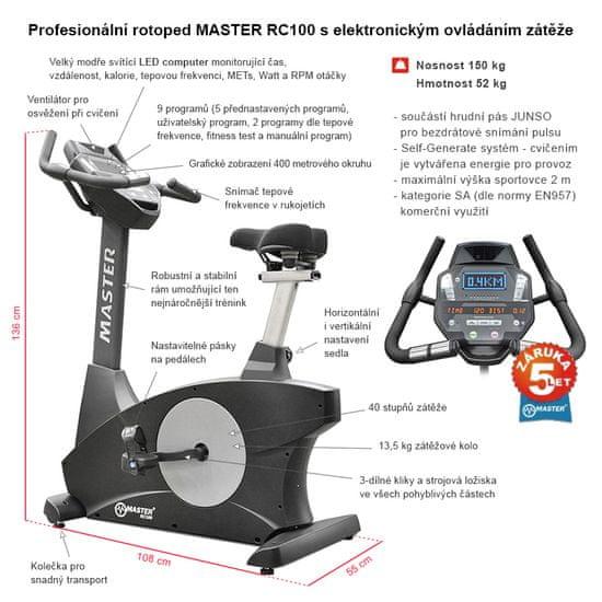 Master rotoped RC100 Ergometer
