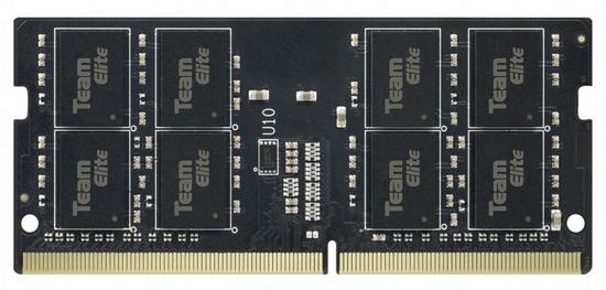 TeamGroup Elite 16 GB DDR4-2666, SODIMM, CL19 pomnilnik (RAM) (TED416G2666C19-S01)